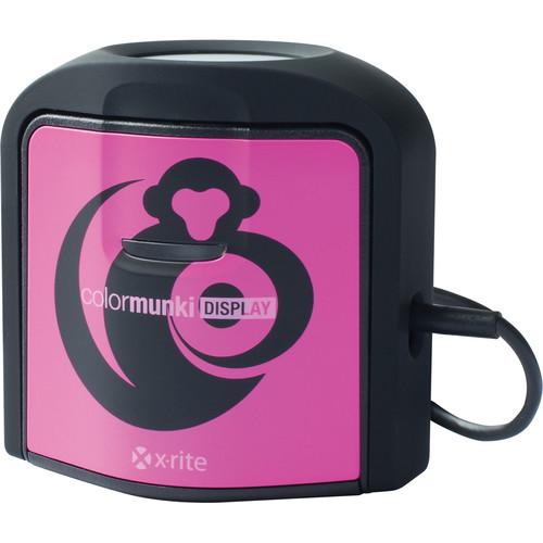 X-Rite ColorMunki Display (Pink)
