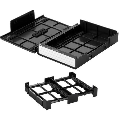 "Xcellon 3.5"" / 2.5"" Hard Drive Case (Black)"