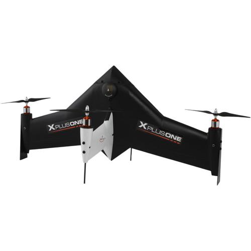 Xcraft X PlusOne Platinum Quadcopter (Black)