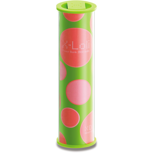 Xdream X-Loli 2800mAh Power Bank (Green)