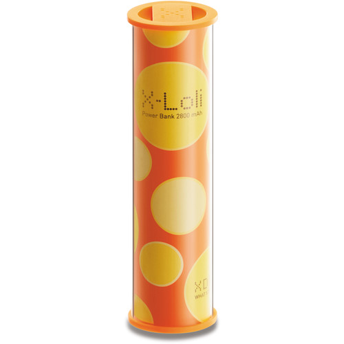 Xdream X-Loli 2800mAh Power Bank (Orange)