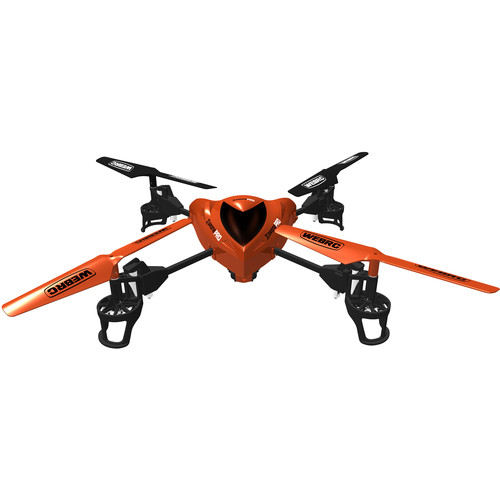XDrone Pro Drone with 2.4 GHz Remote Control and Video Camera
