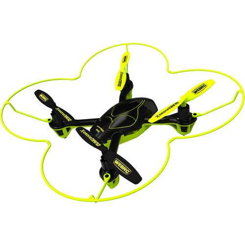 XDrone Nano Drone with 2.4 GHz Remote Control