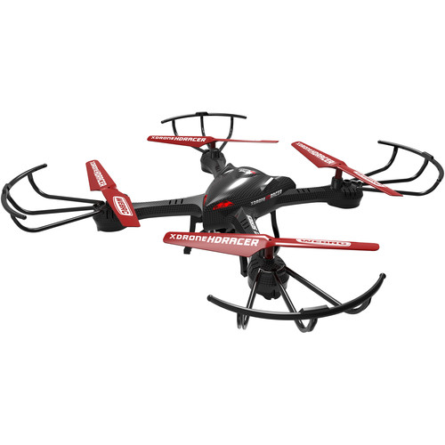 XDrone HD Racer Drone with 720p Camera & 6-Axis Gyroscope