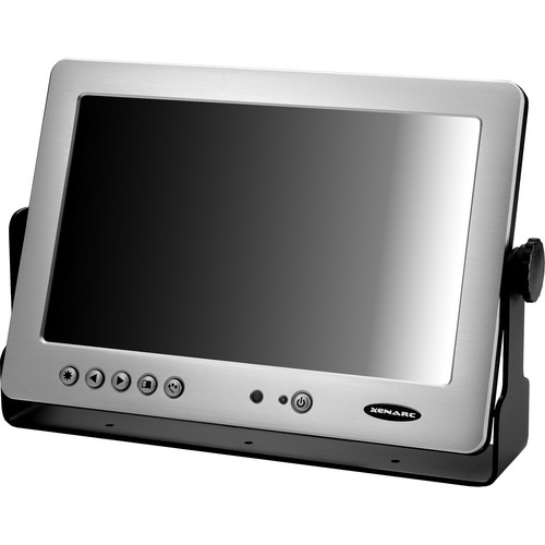 "Xenarc 10.1"" Touchscreen HDMI/DVI/VGA/AV LCD Display Touchscreen Monitor"