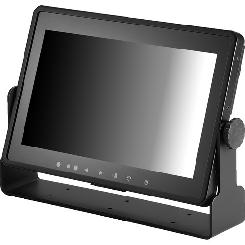 """Xenarc 1029GNH 10.1"""" IP67 Sunlight Readable Optical Bonded Capacitive Touchscreen LED LCD Monitor"""