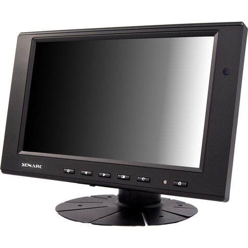"""Xenarc 7"""" Touchscreen LED LCD Display Monitor"""