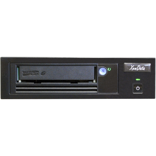 XenData X2500-USB LTO-6 Digital Archive System via USB 3.0