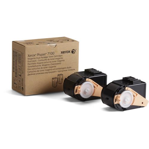 Xerox 106R02603 Magenta Standard Capacity Toner Cartridge (2-Pack)