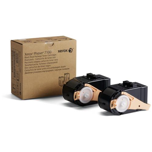 Xerox 106R02605 Black Standard Capacity Toner Cartridge (2-Pack)