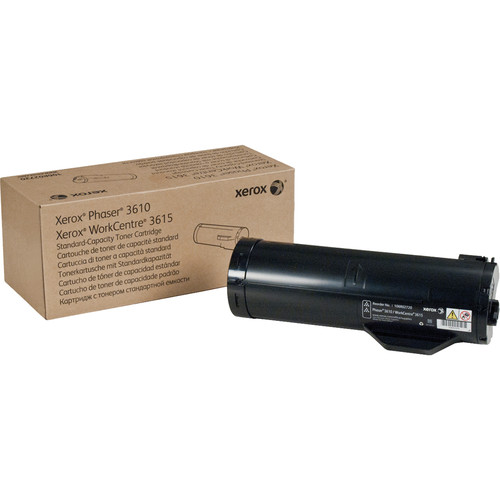 Xerox Black Standard Capacity Toner Cartridge for Phaser 3610 & WorkCentre 3615