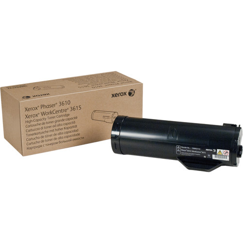 Xerox Black High Capacity Toner Cartridge for Phaser 3610 & WorkCentre 3615