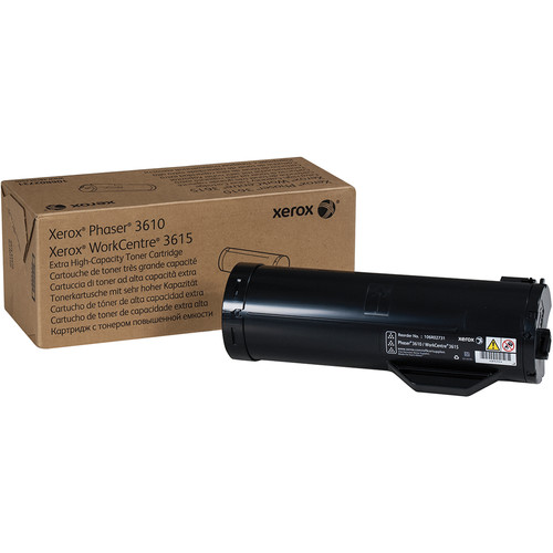 Xerox 106R02731 Black Extra High Capacity Toner Cartridge