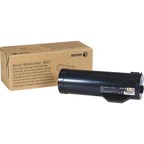 Xerox 106R02740 Black Extra-High Capacity Toner Cartridge