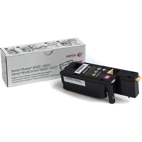Xerox Magenta Toner Cartridge for Phaser 6022 & Workcentre 6027 Printers