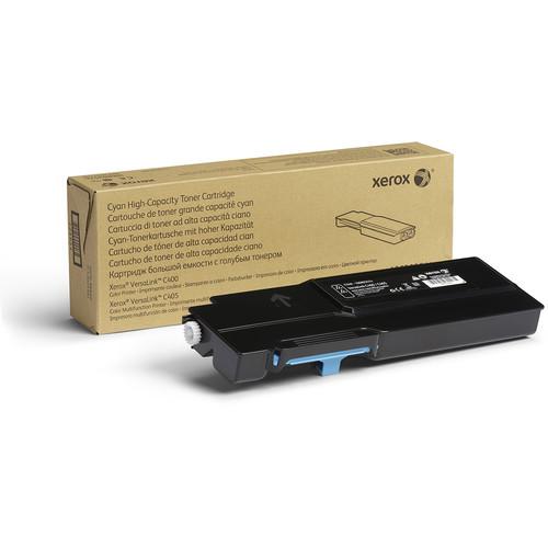 Xerox 106R03514 Cyan High Capacity Toner Cartridge