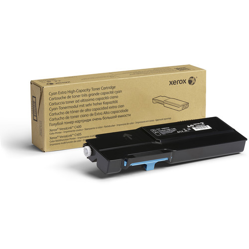 Xerox 106R03526 Cyan Extra High Capacity Toner Cartridge