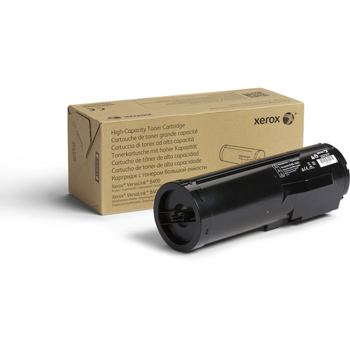 Xerox 106R03582 Black High Capacity Toner Cartridge