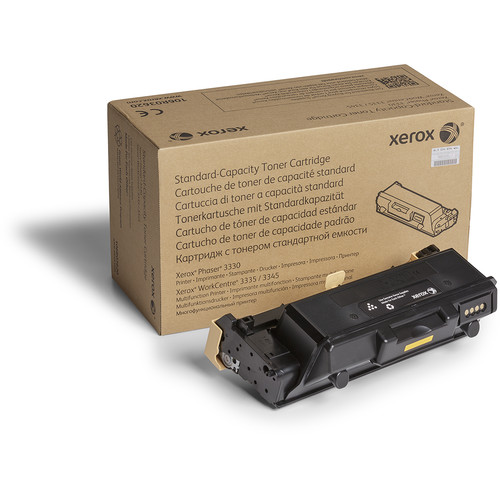 Xerox 106R03620 Standard-Capacity Black Toner Cartridge