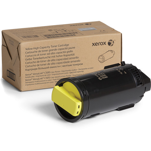 Xerox 106R03865 High Capacity Yellow Toner Cartridge