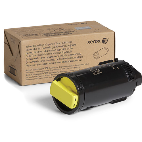Xerox 106R03868 Extra High Capacity Yellow Toner Cartridge