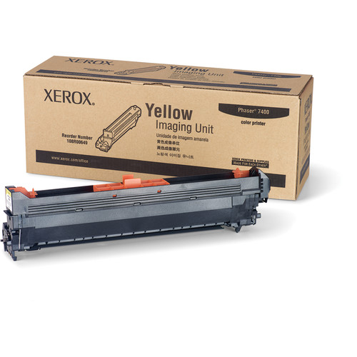 Xerox Yellow Imaging Unit for Phaser 7400 Printer
