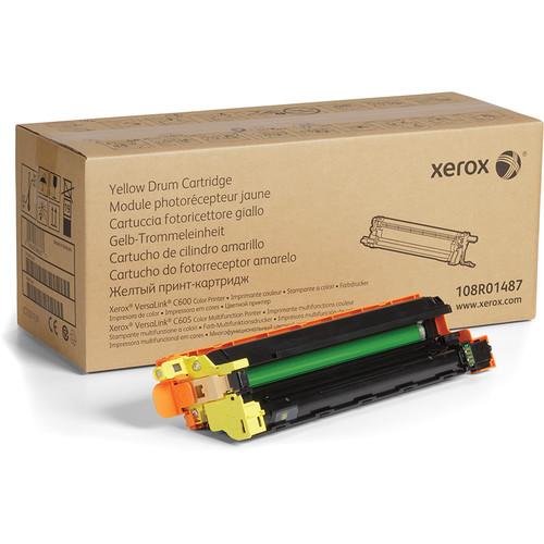 Xerox 108R01487 Yellow Drum Cartridge
