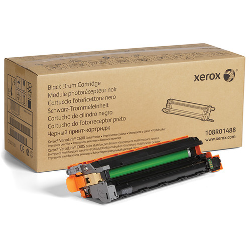 Xerox 108R01488 Black Drum Cartridge