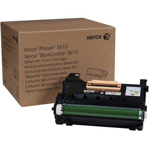 Xerox Smart Kit Drum Cartridge for Phaser 3610, WorkCentre 3615 & 3655