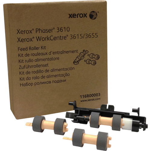 Xerox Media Tray Roller Kit for Phaser 3610, WorkCentre 3615 & 3655