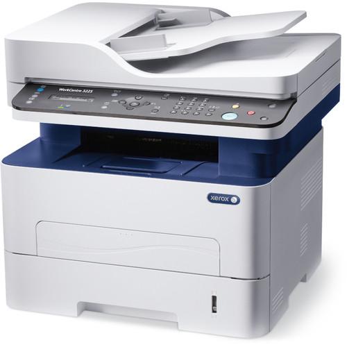 Xerox WorkCentre 3225 Monochrome All-in-One Laser Printer