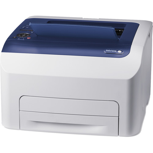 Xerox Phaser 6022 Color LED Printer with Extra Set of Toner Cartridges