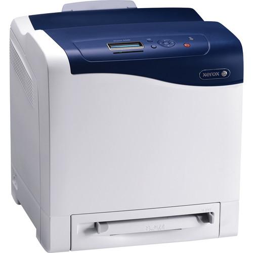 Xerox Phaser 6500/N Color Laser Printer with High-Yield Black Toner Cartridge Kit