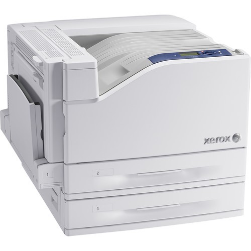 Xerox Phaser 7500/DT Tabloid Network Color Laser Printer with Three Trays