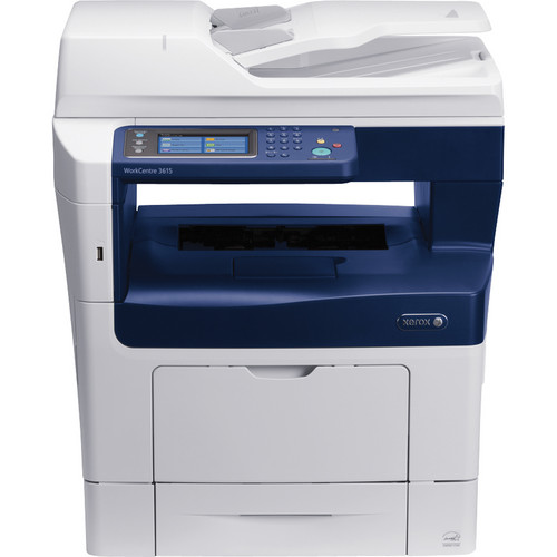 Xerox WorkCentre 3615/DN Black & White All-in-One Laser Printer