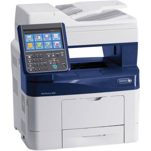 Xerox WorkCentre 3655/X All-in-One Monochrome Laser Printer