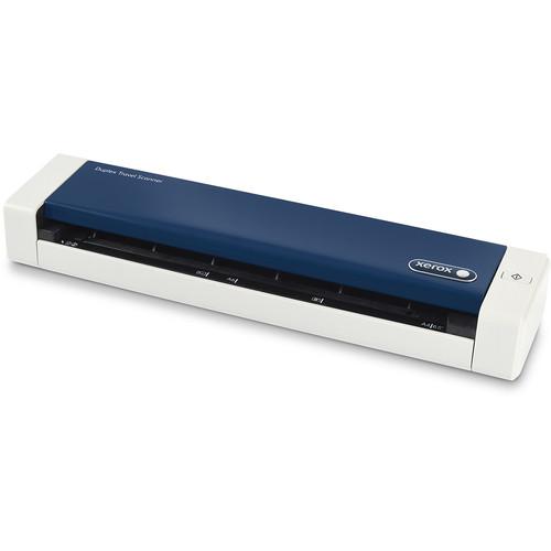 Xerox Duplex Travel Scanner