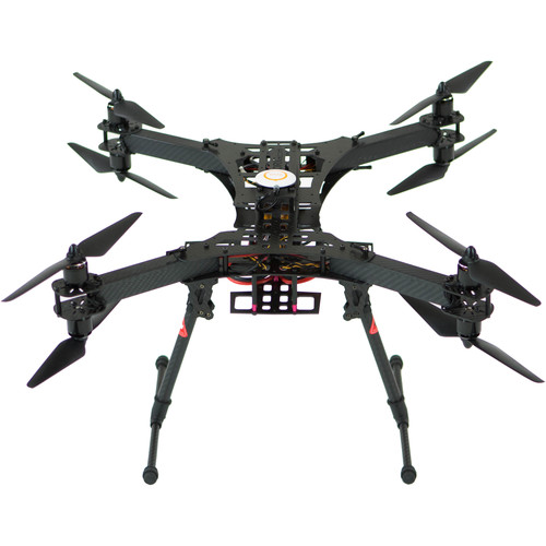 xFold rigs SPY X8 Octocopter (RTF)