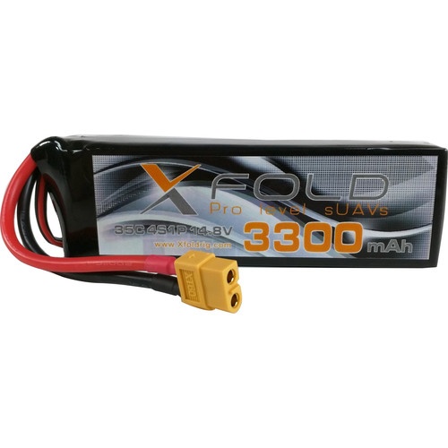 xFold rigs 3.3K MAH Lipo Replacement Battery for Spy Drone