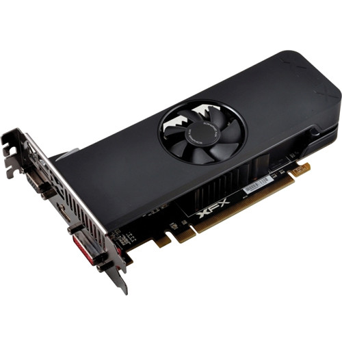 XFX Force Radeon R7 240 Graphics Card (Low-Profile)