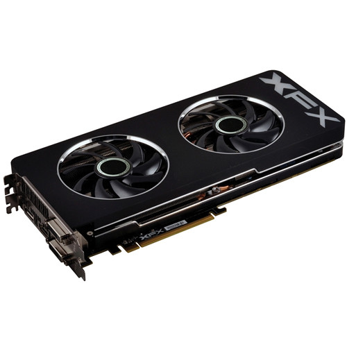 XFX Force Radeon R9 290 Black Edition Double Dissipation Graphics Card (947 MHz)