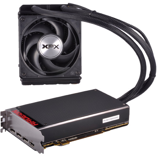 XFX Force Radeon R9 Fury X Graphics Card