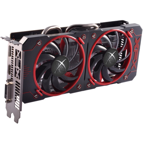 XFX Force Radeon RX 460 Double Dissipation Edition Graphics Card