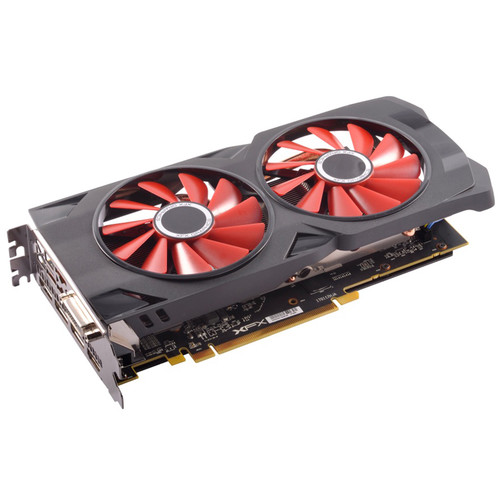 XFX Force Radeon RX 570 RS XXX Edition Graphics Card