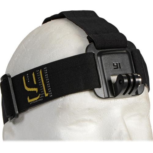 YI Technology Head Strap Mount (Black)
