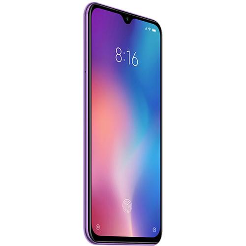 Xiaomi Mi 9 Dual-SIM 128GB Smartphone (Unlocked, Lavender Violet)