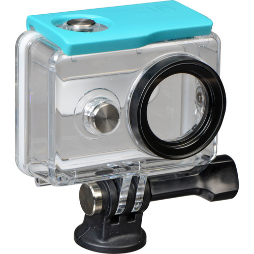 YI Technology Waterproof Case for Action Camera (White Latch)