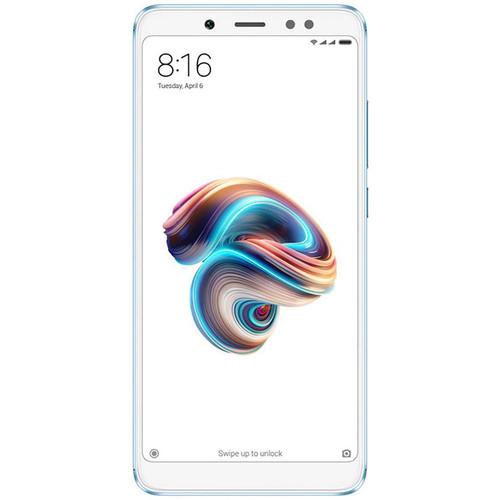 Xiaomi Redmi Note 5 Dual-SIM 64GB Smartphone (Unlocked, Blue)