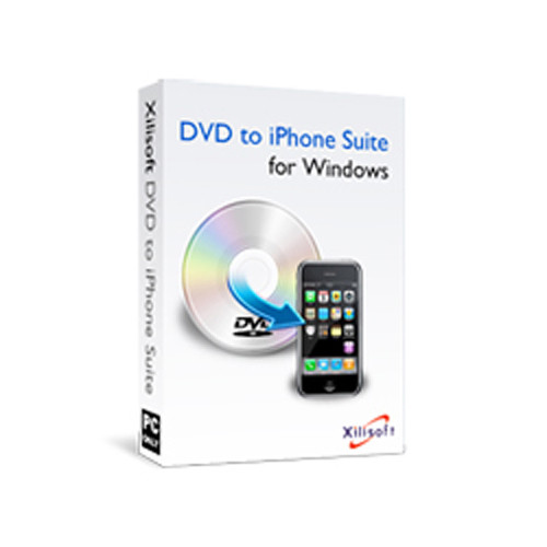 Xilisoft DVD to iPhone Suite (Download)