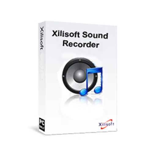Xilisoft Sound Recorder Recording Software for Windows (Download)